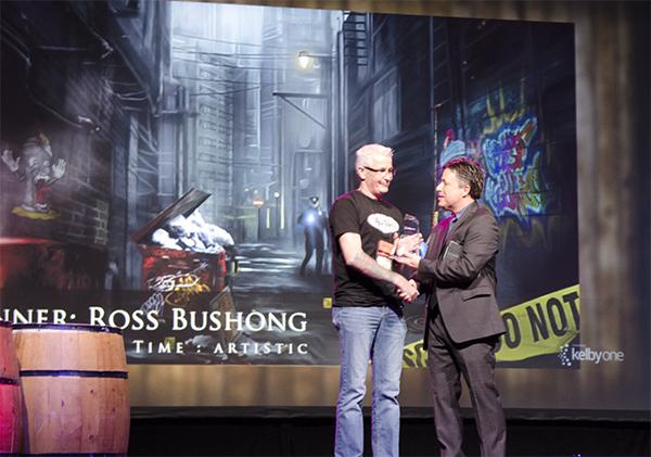 Artistic - Russ Bushong