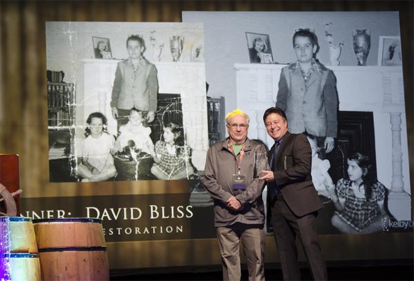 Restoration - David Bliss