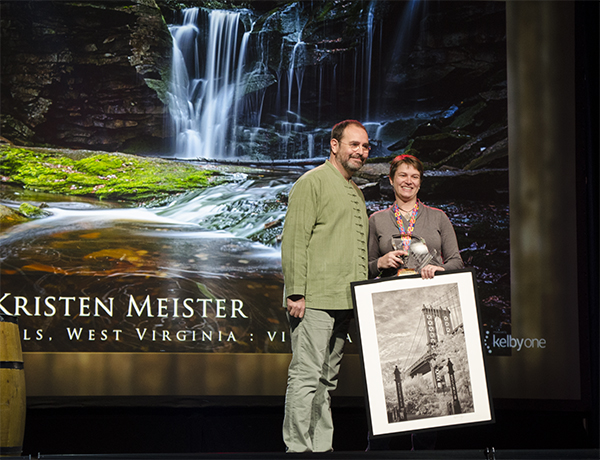 Vincent Versace Award - Kristen Meister