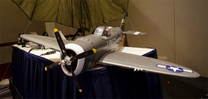 Top Gun Flight Training travels back to 1944.