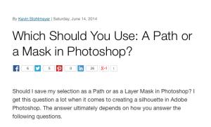 lynda.com article