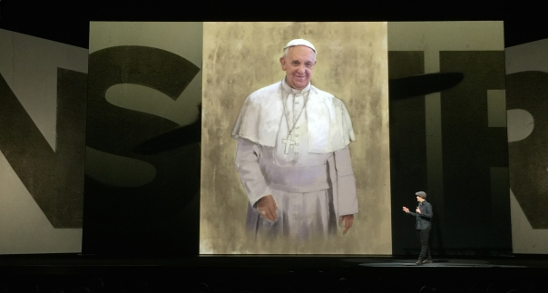 Illustrator Jason Seiler takes us through the process of creating the Time Man of the Year illustration of the Pope.